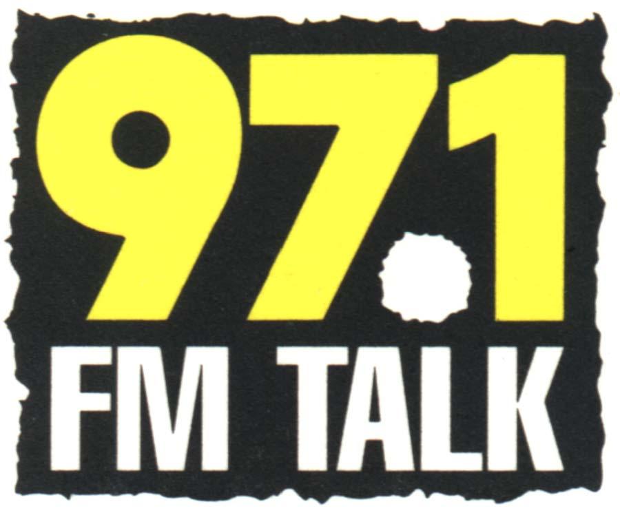 """97.1FM - """"The FM Talk Station"""""""