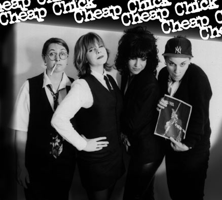 Cheap Chick - New! All Female Tribute to Cheap Trick