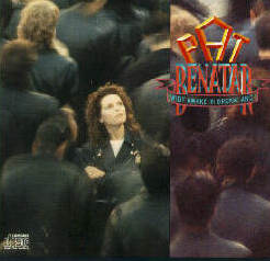 Wide Awake In Dreamland - Pat Benatar 1988